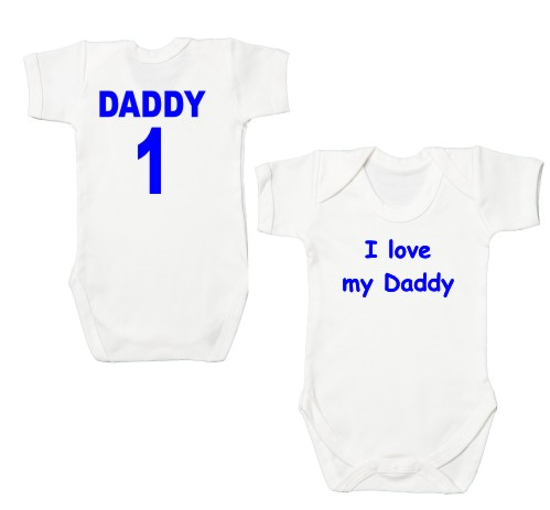 b45ab8d26398 This babies bodysuit would make a perfect gift for Fathers Day printed with  the words I