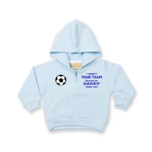 Baby Football Hoodies