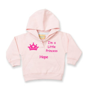 Baby Custom Print and Slogan Hoodies