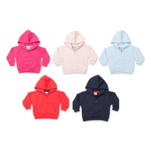 Plain Unprinted Baby Hoodies