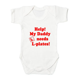Family Themed Baby Bodysuits