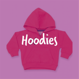 Personalised Printed Hoodies