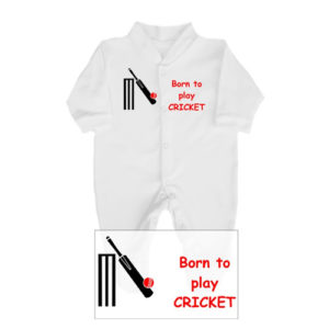 Sport Themed Babygrows