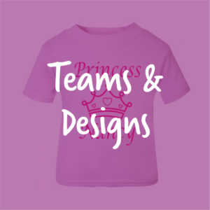 Teams & Designs